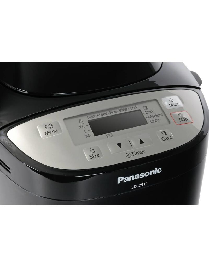 Uitgelezene Panasonic SD-2511K Broodbakmachine - XXLDEALS CC-67