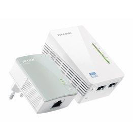 TP-LINK TP-LINK TL-WPA4220KIT PowerLine-netwerkadapter
