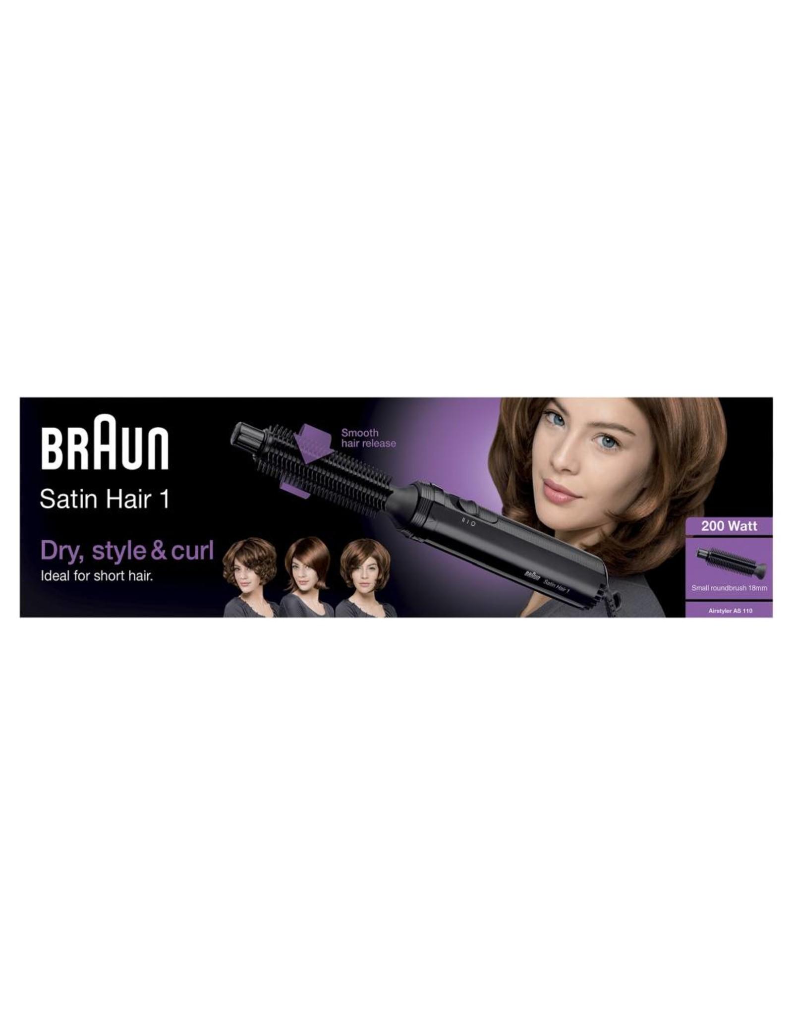 Braun Braun Satin Hair 1 AS 110 Krulborstel