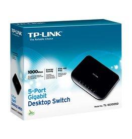 TP-LINK TP-LINK TL-SG1005D netwerk-switch