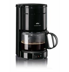 Braun Braun KF 47/1 koffiezetapparaat zwart