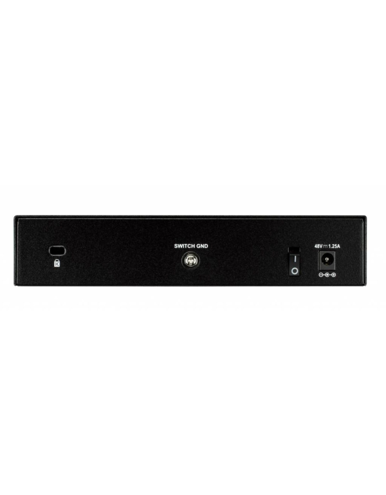 D-Link D-Link DGS-1008P netwerk-switch