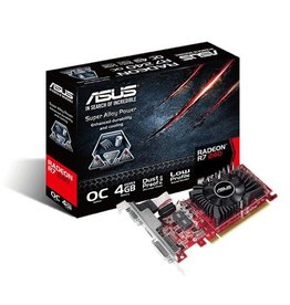 ASUS ASUS R7240-OC-4GD3-L AMD Radeon R7 240 4GB