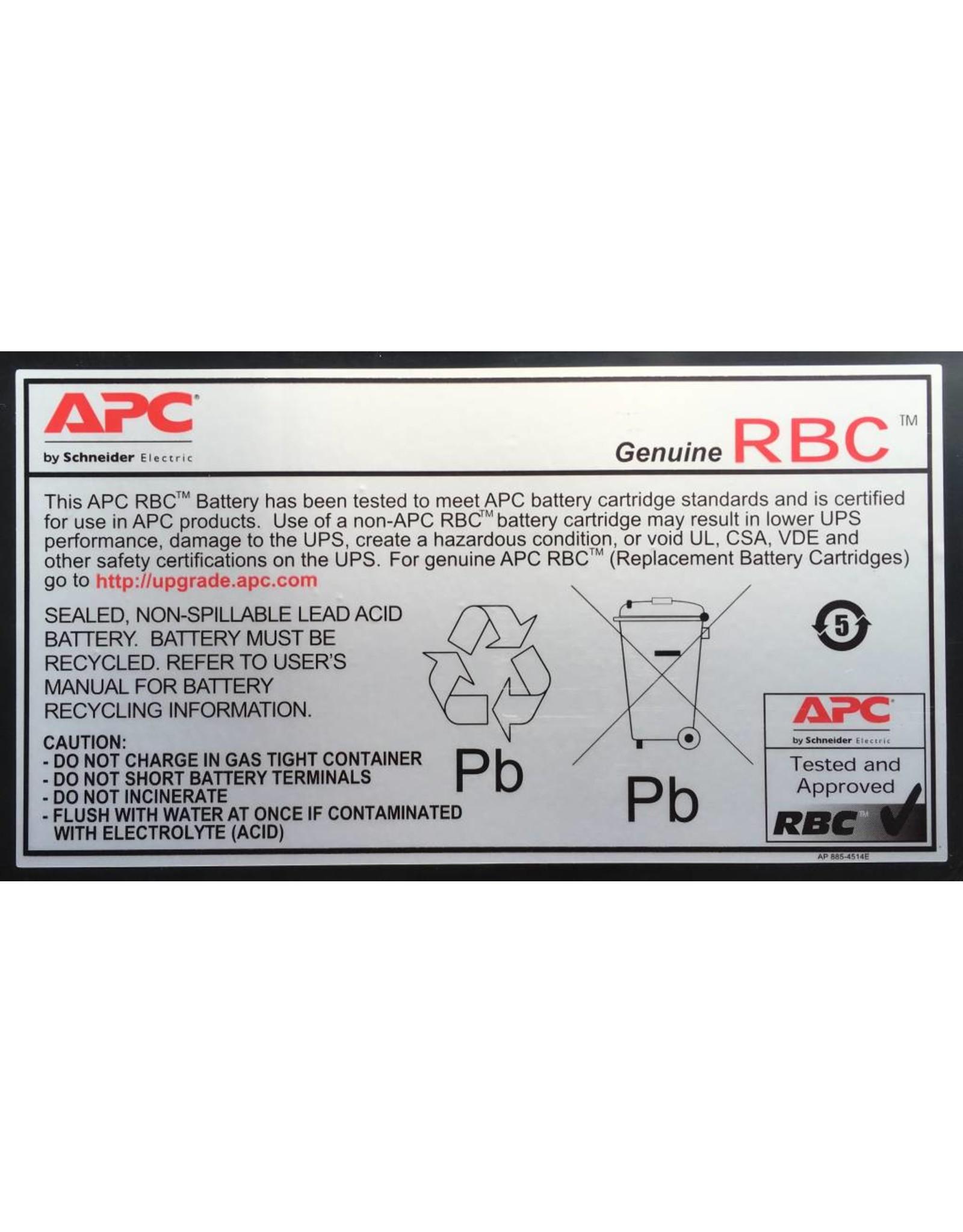 APC APC RBC110