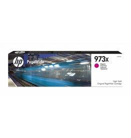 HP HP 973X high yield magenta original PageWide cartridge