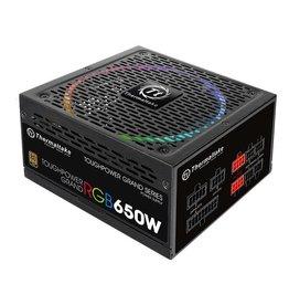 Thermaltake Thermaltake Toughpower Grand RGB 650W ATX Zwart