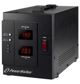 BlueWalker BlueWalker AVR 3000/SIV 230V Zwart UPS