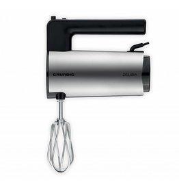 Grundig Grundig HM 7680 Handmixer 700W Zwart, Roestvrijstaal mixer