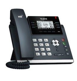 Yealink Yealink SIP-T41S Handset met snoer 6regels LCD IP telefoon