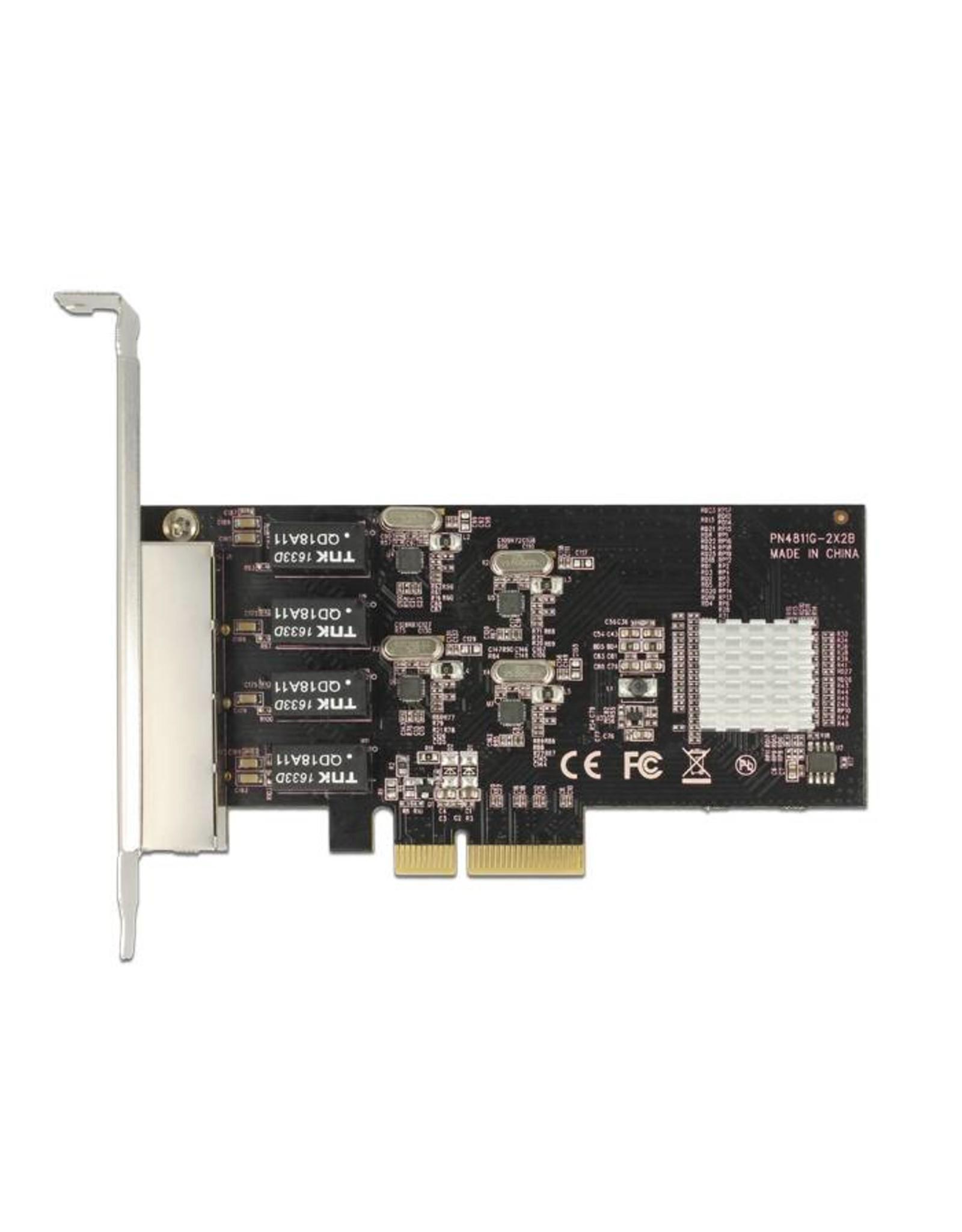 DeLOCK DeLOCK 89567 Intern Ethernet 1000Mbit/s netwerkkaart