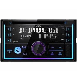 JVC JVC KW-R930BT 50W Bluetooth Zwart autoradio