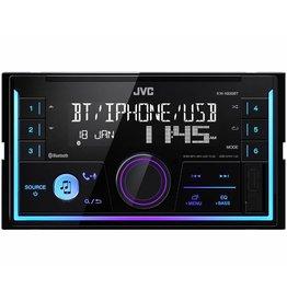 JVC JVC KW-X830BT 50W Bluetooth Zwart autoradio