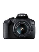 Canon Canon EOS 2000D   18-55mm IS - Zwart