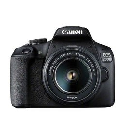 Canon Canon EOS 2000D 18-55 IS II