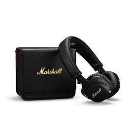 Marshall Marshall Mid A.N.C Zwart Supraaural Hoofdband koptelefoon