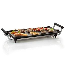 Domo Domo DO8304TP Grill Tafelblad Electrisch Roestvrijstaal barbecue