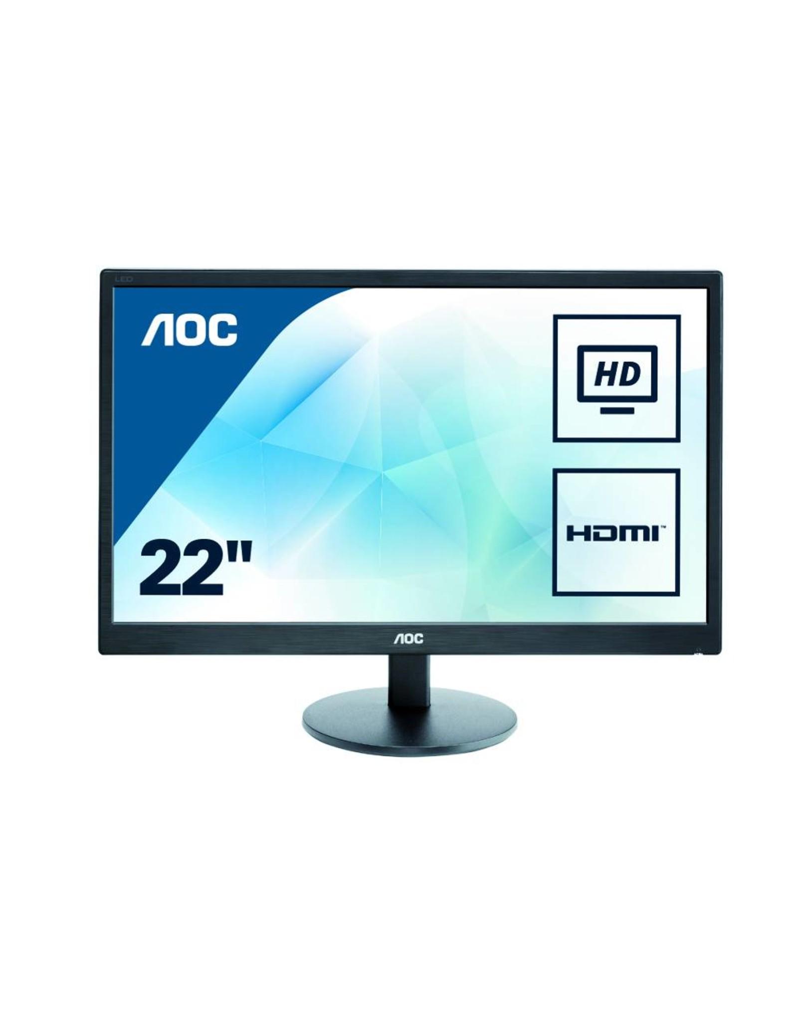 AOC AOC E2270SWHN 21.5
