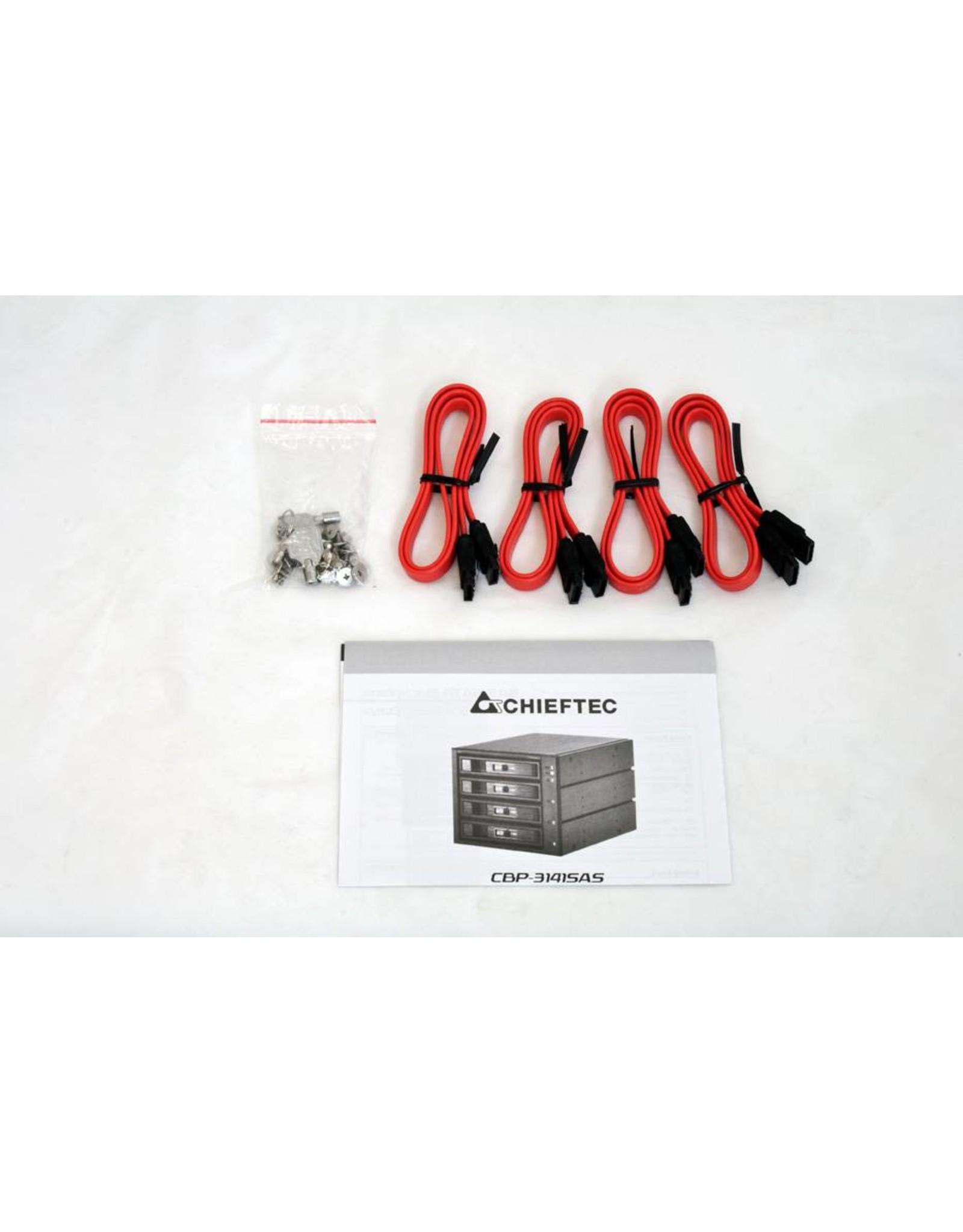 Chieftec Chieftec CBP-3141SAS opslagbehuizing