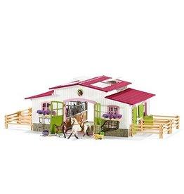 Schleich Schleich Farm Life paardenstal set 42344