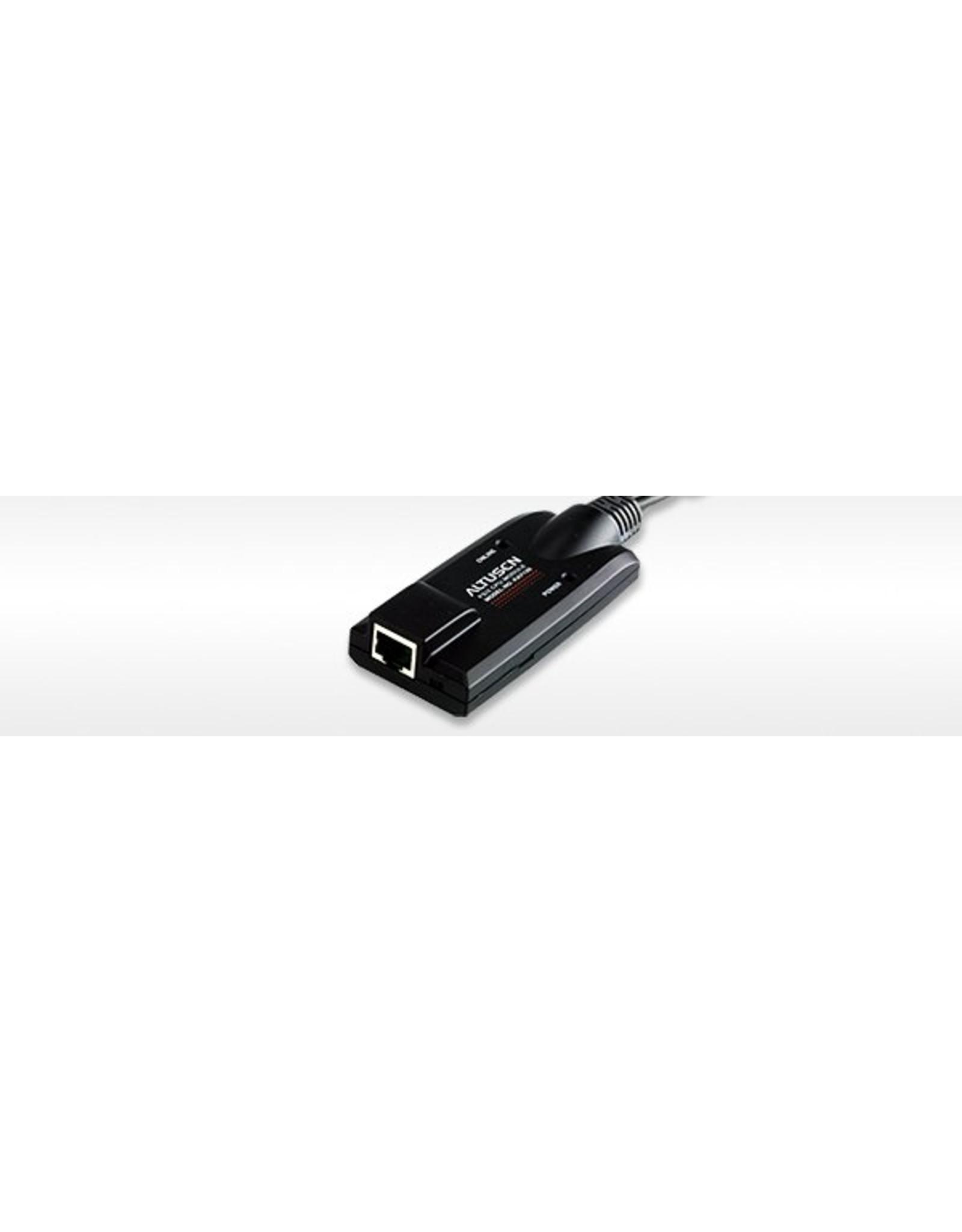 Aten Aten KA7170 toetsenbord-video-muis (kvm) kabel