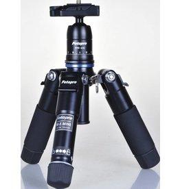 Rollei Rollei M5-Mini Digitaal/filmcamera Zwart, Blauw tripod