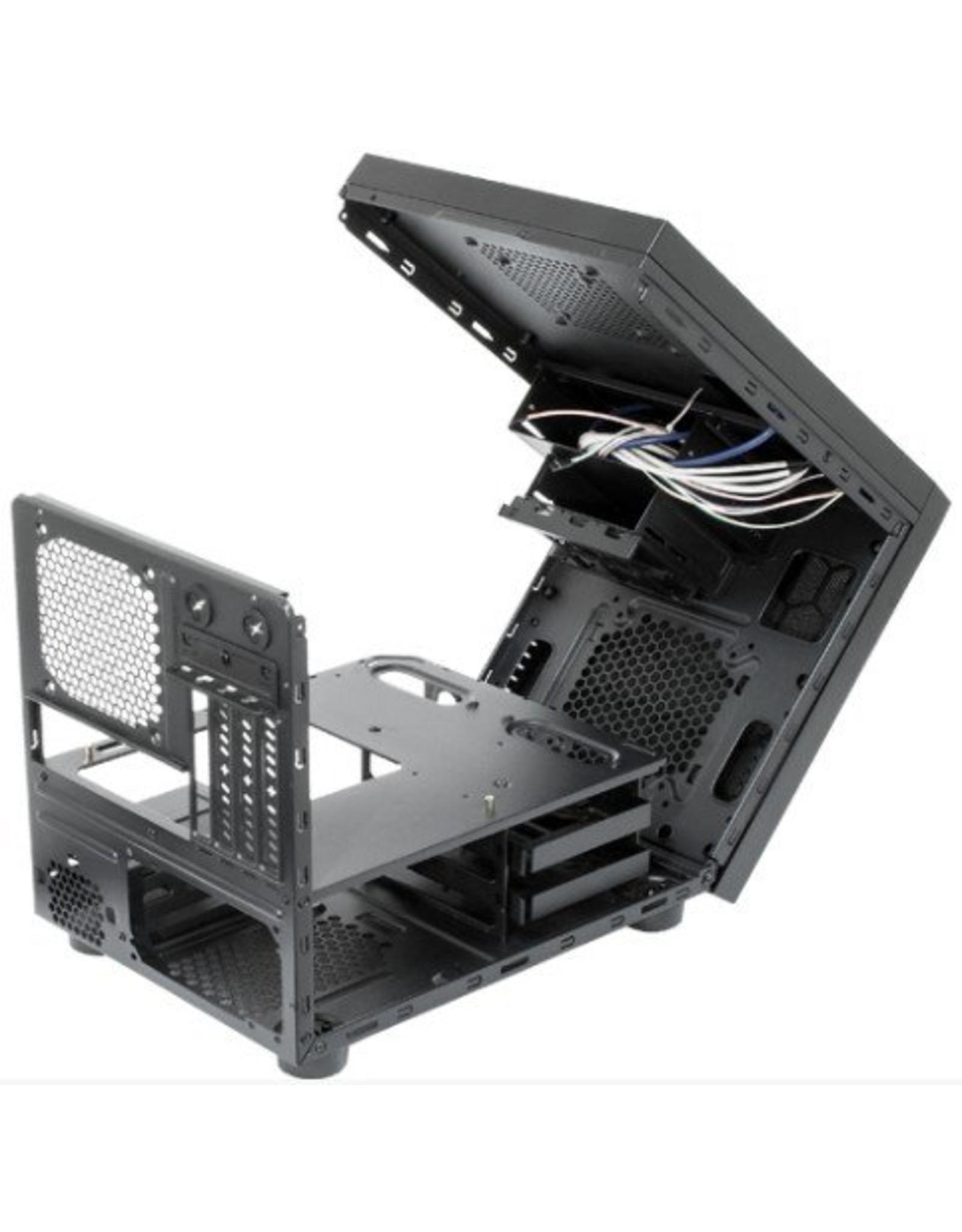 Chieftec Chieftec CI-01B-OP kubus Zwart computerbehuizing