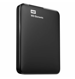 Western Digital Western Digital Type-A 500GB externeharde schijf