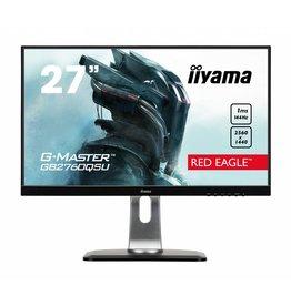 iiyama iiyama G-MASTER Wide Quad HD TN Mat Zwart computer monitor