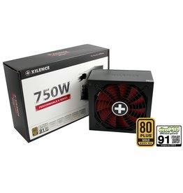 Xilence Xilence XP750MR9 750W ATX Zwart, Rood power supply unit