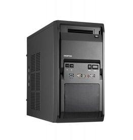 Chieftec Chieftec LT-01B Mini-Toren 250W Zwart computerbehuizing