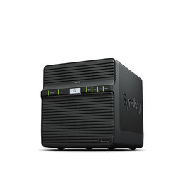 Synology Synology DS418J NAS Desktop Ethernet LAN