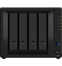 Synology Synology DS918  Desktop Ethernet LAN data-opslag-server