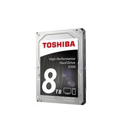 Toshiba Toshiba X300 8000GB SATA III interne harde schijf