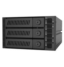 Chieftec Chieftec CMR-2131SAS HDD-/SSD-behuizing 2.5/3.5