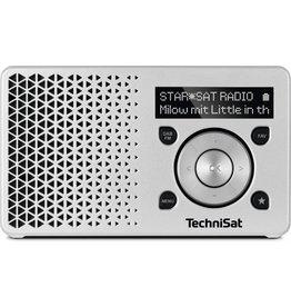 TechniSat TechniSat DigitRadio 1 Draagbaar Digitaal Zilver radio