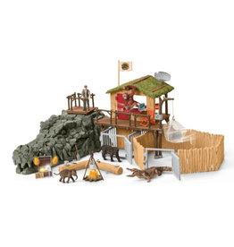 Schleich Schleich Wild Life 42350 Jongen set speelgoedfiguren kinderen