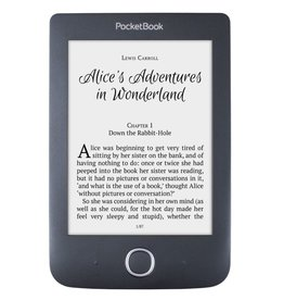 Pocketbook Pocketbook Basic 3 8GB Wi-Fi Zwart e-book reader
