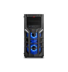 Sharkoon Sharkoon DG7000-G RGB Zwart computerbehuizing