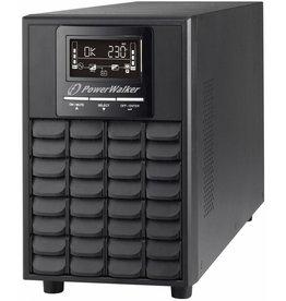 PowerWalker PowerWalker VFI 1000 CG 4AC-uitgang(en) Toren Zwart UPS