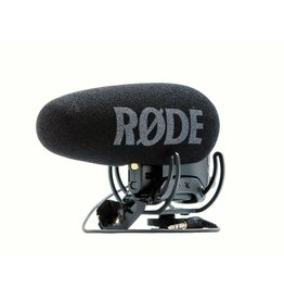 Rode Rode Videomic PRO   Digital camera microphone Bedraad Zwart