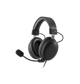 Sharkoon Sharkoon B1 Stereofonisch Hoofdband Zwart hoofdtelefoon