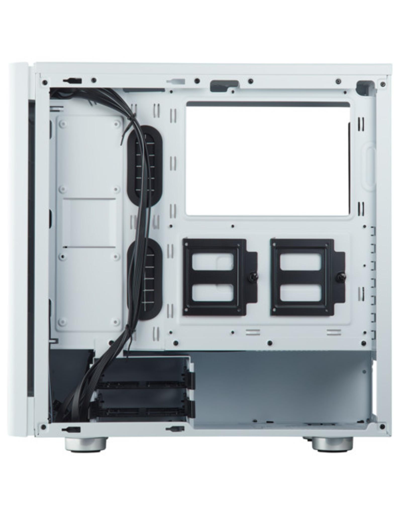 Corsair Corsair Carbide 275R Midi-Toren Wit computerbehuizing