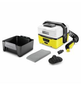 Kärcher Kärcher OC 3 Pet Box Compact Batterij/Accu 120L/u 45W