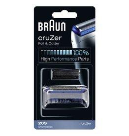 Braun Braun 20S scheerkop
