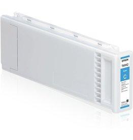 Epson Epson Singlepack UltraChrome XD CyanT694200(700ml)