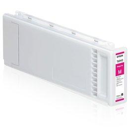 Epson Epson Singlepack UltraChrome XD MagentaT694300(700ml)