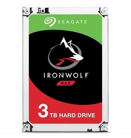 Seagate Seagate NAS HDD IronWolf 3TB 3000GB SATA III