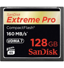 Sandisk Sandisk 128GB Extreme Pro CF 160MB/s