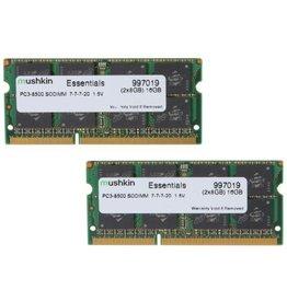 Mushkin Mushkin SO-DIMM 16GB DDR3 Essentials