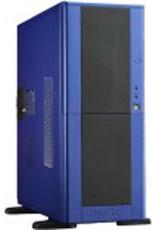 Chieftec Chieftec CASE Midi LCX-01BL-BL-B noPSU computerbehuizing